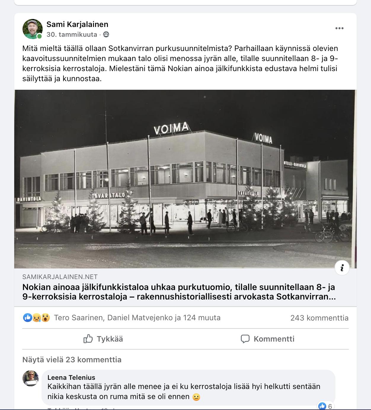 Sami Karjalainen: korona-ajan vaalit keskittyivät pitkälti someen.